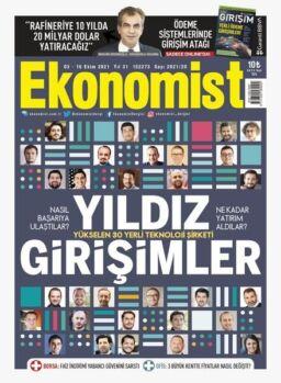 Ekonomist – 03 Ekim 2021