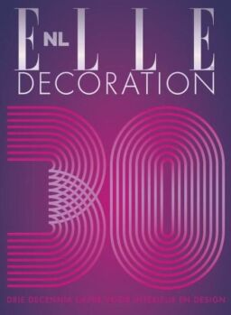 Elle Decoration Netherlands – september 2021