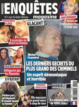 Enquetes Magazine – Septembre-Novembre 2021