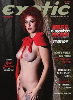Exotic – October 2021