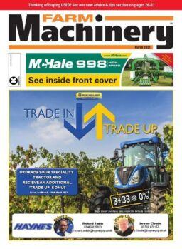 Farm Machinery – March 2021