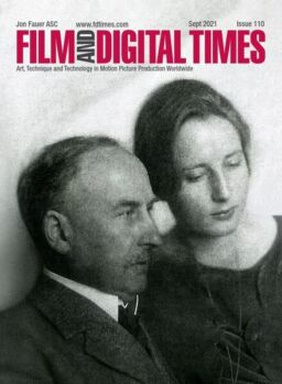 Film and Digital Times – Issue 110 – September 2021