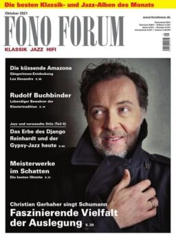 Fono Forum – Oktober 2021