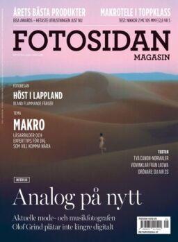 Fotosidan Magasin – september 2021