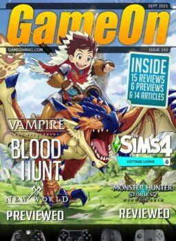 GameOn – September 2021
