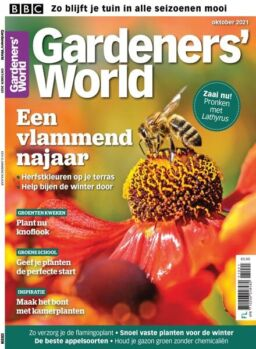 Gardeners' World Netherlands – oktober 2021
