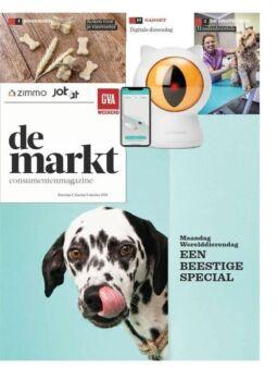 Gazet van Antwerpen De Markt – 02 oktober 2021
