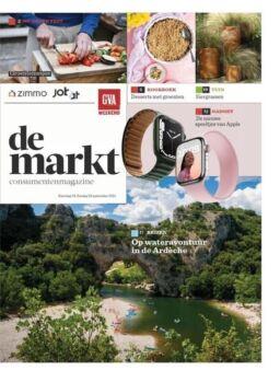 Gazet van Antwerpen De Markt – 18 september 2021