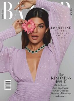 Harper's Bazaar India – August 2021