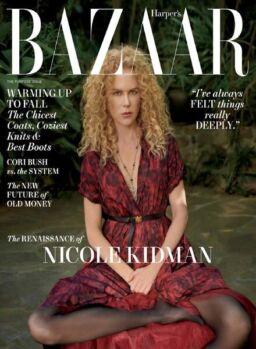 Harper's Bazaar USA – October 2021