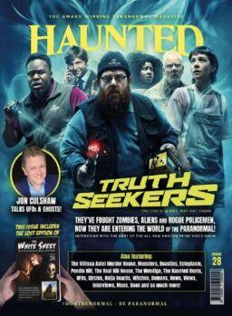 Haunted Magazine – Issue 28 – 13 November 2020