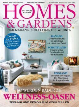 Homes & Gardens Germany – Oktober-November 2021