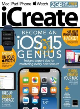 iCreate UK – September 2021