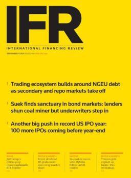 IFR Magazine – September 11, 2021