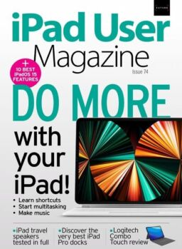 iPad User Magazine – August 2021