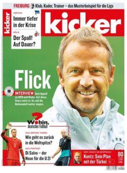 Kicker – 04 Oktober 2021