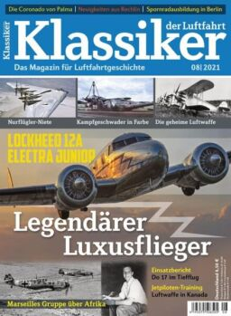 Klassiker der Luftfahrt – Oktober 2021