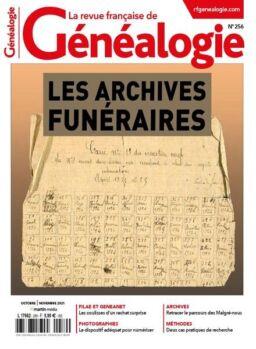 La Revue francaise de Genealogie – Octobre-Novembre 2021