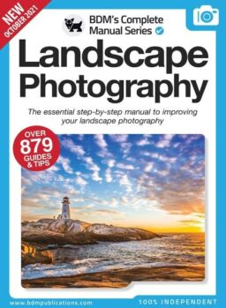 Landscape Photography Complete Manual – October 2021