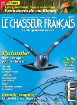Le Chasseur Francais – octobre 2021