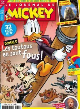 Le Journal de Mickey – 29 Septembre 2021