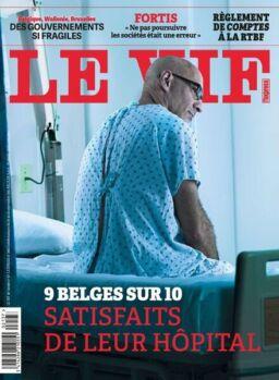 Le Vif L'Express – 16 Septembre 2021