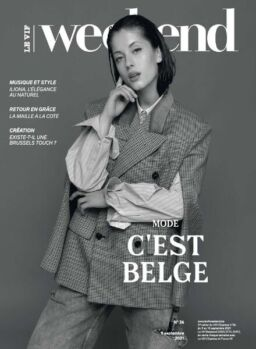 Le Vif Weekend – 9 Septembre 2021