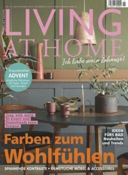 Living at Home – November 2021
