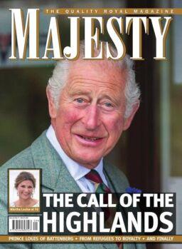 Majesty Magazine – September 2021