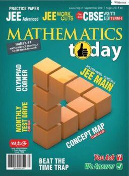 Mathematics Today – September 2021