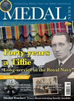 Medal News – October 2021