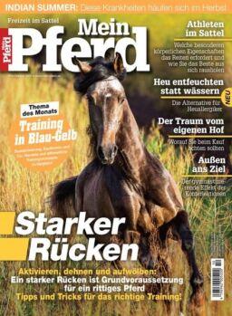 Mein Pferd – 14 September 2021