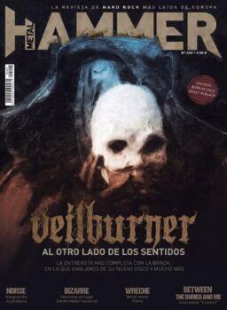 Metal Hammer Espana – octubre 2021