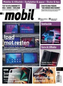 Mobil Sverige – 14 september 2021