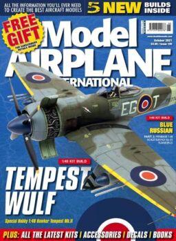Model Airplane International – Issue 195 – October 2021