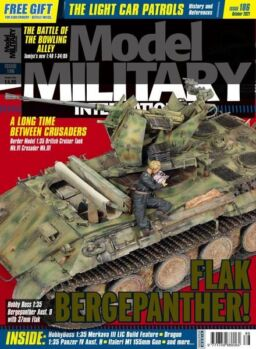 Model Military International – Issue 186 – October 2021