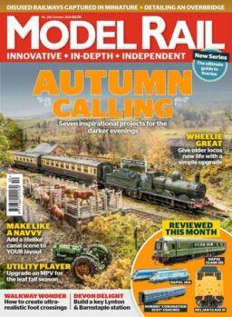 Model Rail – October 2021