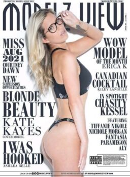 Modelz View – Issue 207, August 2021