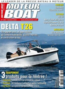 Moteur Boat – octobre 2021