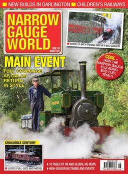 Narrow Gauge World – Issue 159 – August 2021