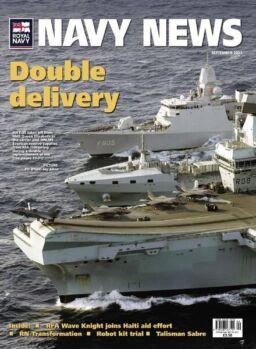 Navy News – September 2021
