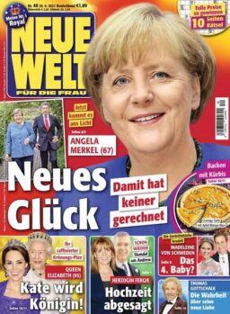 Neue Welt – 29 September 2021