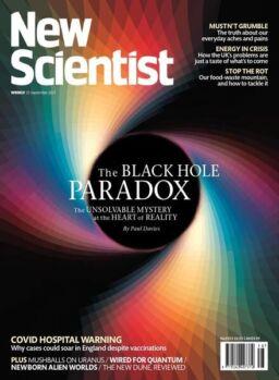 New Scientist International Edition – September 25, 2021