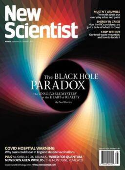 New Scientist – September 25, 2021