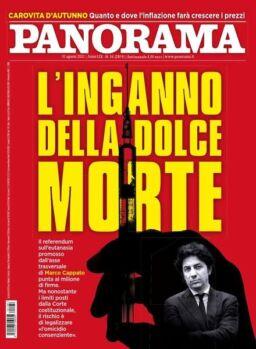 Panorama Italia – 31 Agosto 2021