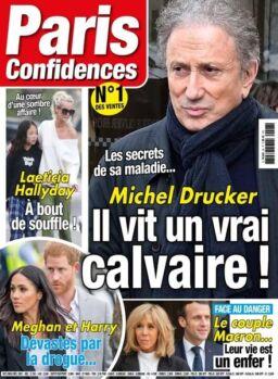 Paris Confidences – Octobre-Decembre 2021