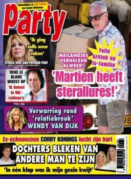 Party Netherlands – 15 september 2021