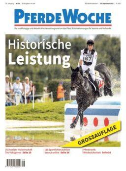 PferdeWoche – September 2021
