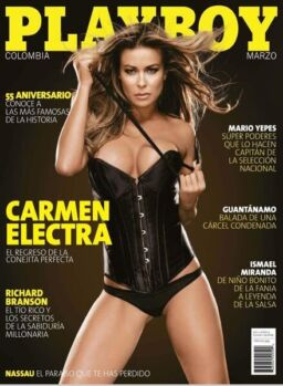 Playboy Colombia – Marzo 2009