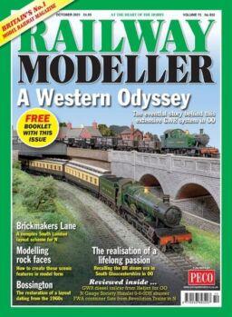 Railway Modeller – Issue 852 – October 2021